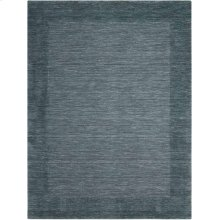 Ripple Rip01 Spa Rectangle Rug 5'6'' X 7'5''