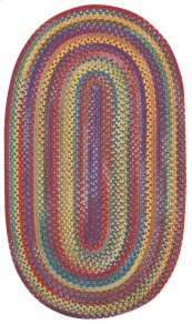 American Legacy Primary Multi Braided Rugs