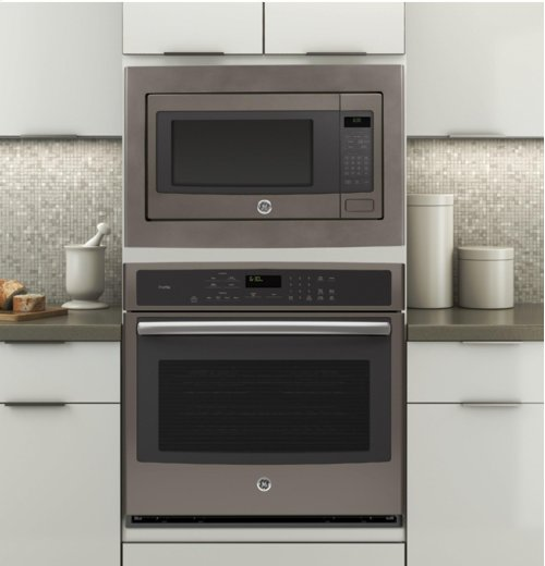 "GE Profile™ Series 30"" Built-In Single Convection Wall Oven"