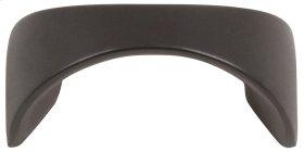 Sleek Knob 1 1/4 Inch (c-c) - Modern Bronze
