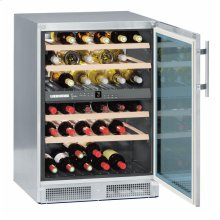 "24"" Wine Cabinet 2 Temp. Zones"