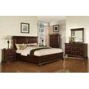 Canton Cherry Storage Bed Product Image