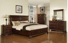 Canton Cherry Storage Bed