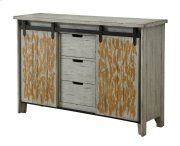 3 Drw 2 Dr Credenza Product Image