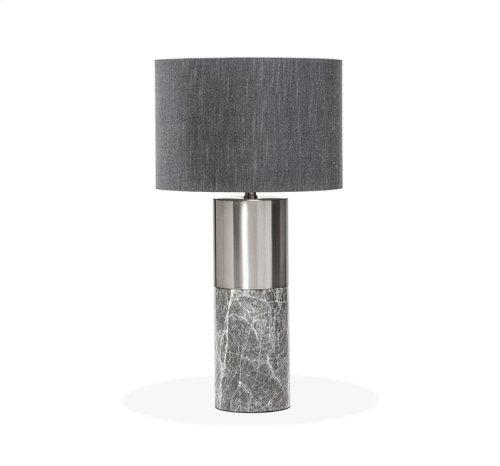 Anderson Lamp -Italian Grey