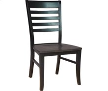 Roma Chair Coal / Black