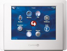 Ethernet 10.5 Wall Mount Touch Screen