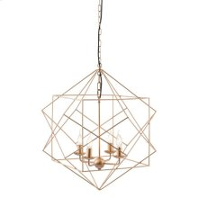 Penta Ceiling Lamp Gold