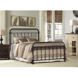 Kirkland Bed Set - Twin - Dark Bronze