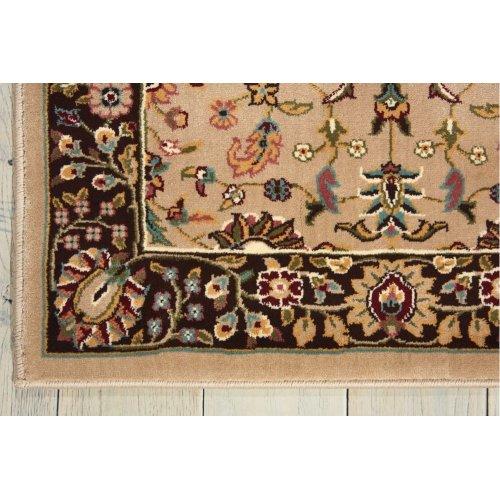 Kathy Ireland® Home Antiquities Ant04 Cream