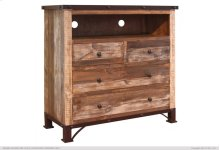 Antique Media Chest