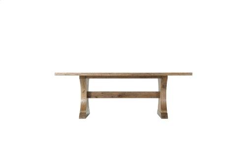 Telford Dining Table, Echo Oak