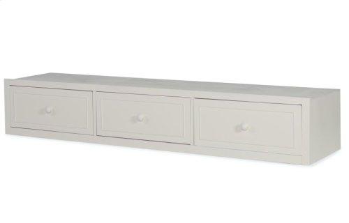 Summerset - Ivory Underbed Storage Drawer