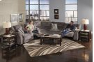 Reclining Console Loveseat w/Stor & Cuphol - Coffee Product Image