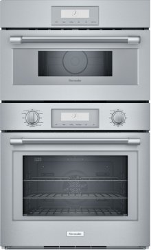 30-Inch Professional Combination Wall Oven POM301W