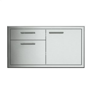 XO APPLIANCE42in Single Roll Out Door and Drawer