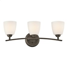 Granby Collection Granby 3 Light Bath Light OZ