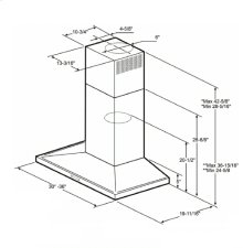 Optional Long Chimney Extension Kit