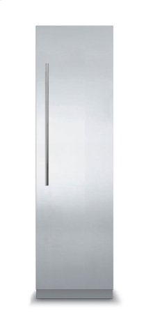 18 Fully Integrated All Freezer with Virtuoso Panel, Right Hinge/Left Handle