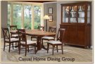 Double Pedestal Table Product Image