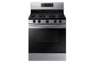 NX58M3310SS Gas Range with Large Capacity, 5.8 cu.ft.