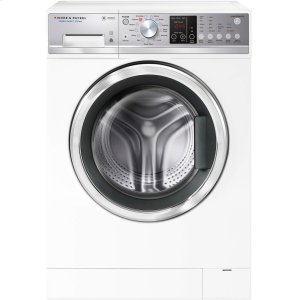 Fisher & PaykelFabricsmart Front Load Washer, 2.4 Cu Ft, Time Saver