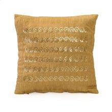 Gretchen Gold Sequin Pillow
