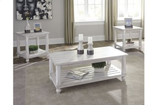 Cloudhurst 3 Piece Table Set