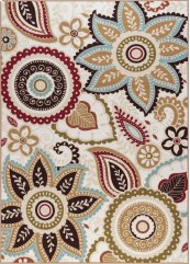 Majesty - MJS1317 Cream Rug