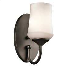 Aubrey Collection Aubrey 1 Light Wall Sconce OZ