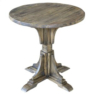 CRESTVIEW COLLECTIONSBengal Manor Mango Wood Accent Table