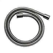 Chrome Metal shower hose 2.00 m