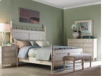 Panel King Bed Product Image