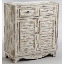 Rufton 2-door 1-drawer Accent Cabinet
