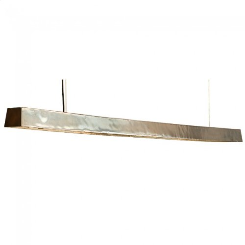 Linear Chandelier - C420 Silicon Bronze Brushed