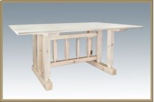 Homestead Trestle Dining Table