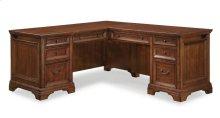 Valencia L-Shaped Desk