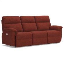 Jay Power Reclining Sofa w/ Headrest