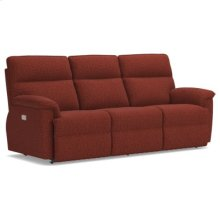 Jay PowerRecline La-Z-Time® Full Reclining Sofa w/ Power Headrest