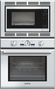 Professional Series 30 inch Combination Wall Oven PODM301 - Stainless Steel