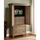 Coventry - Armoire - Weathered Driftwood Finish Product Image