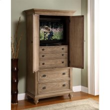 Coventry - Armoire - Weathered Driftwood Finish