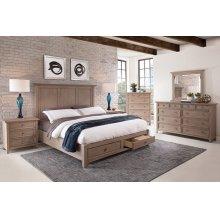 Quebec Master Bedroom