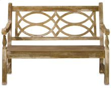 Hatfield Bench - 42h x 54w x 24d