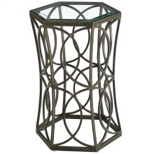 """Circle 15.5"""" Side Table"""