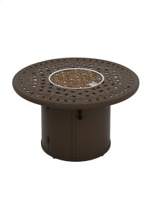 """Garden Terrace 43"""" Round Fire Pit, Manual Ignition"""