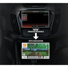 Next Generation Fully Integrated Navigation System for Ford Branded Vehicles