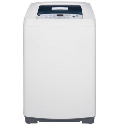 Space-Saving 3.0 IEC cu.ft. Extra-Large Capacity Stationary Washer with Stainless Steel Basket