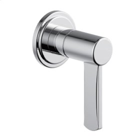 Polished Chrome Wallace (Series 15) Volume Control and Diverter
