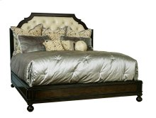 Cross Channel Traditional Panel Bed